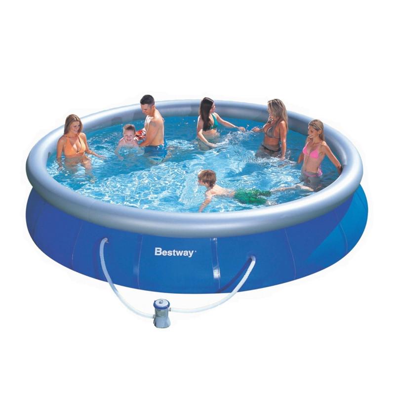 Надувной бассейн Bestway 57313 (457х84)