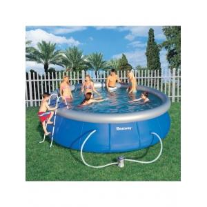 Надувной бассейн Bestway 57294 (457х107) с картриджным фильтром