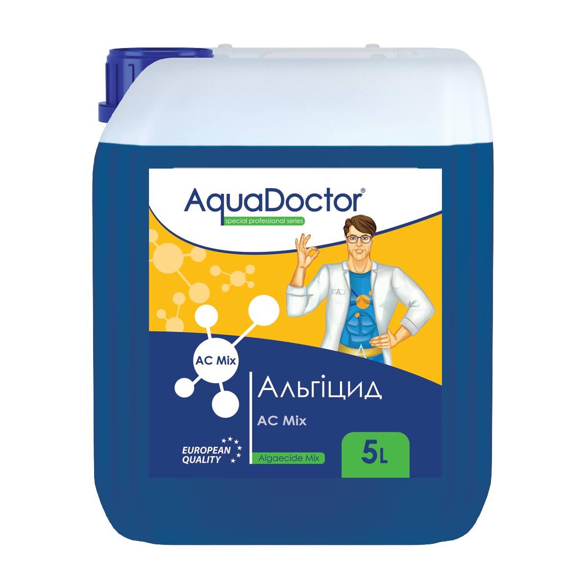 Альгицид AquaDoctor AC Mix 1L