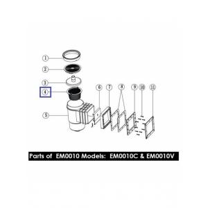 Корзинка с ручкой для скиммеров Emaux Standard EM0010/0020 (89150201)