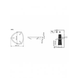 Harvia защитное ограждение для электрической печь Kivi HPI2