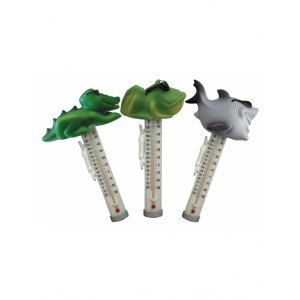 Градусник игрушка Крокодил серия «Крутяшки» - K725DIS/6P