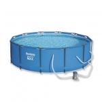 Каркасный бассейн Bestway 56408 (305х76) с картриджным фильтром