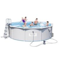 Сборный бассейн Bestway Hydrium 56382 (460х120) с картриджным фильтром