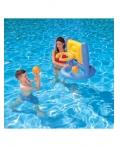 Плавающая баскетбольная корзина BestWay 52043 Размер 66 x 65 см