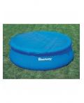 Защитное покрытие на бассейн BestWay 58035 Диаметр: 4,57 м. Для надувных бассейнов