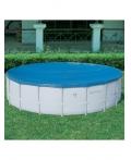 Защитное покрытие на бассейн BestWay 58039 Диаметр: 5,49 м. Для каркасных бассейнов