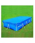 Защитное покрытие на бассейн BestWay 58107 Размер: 3,99 х 2,11 м. Для каркасных бассейнов
