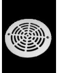 Крышка  донного трапа  (с радиальными отверстиями)