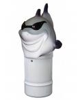 Плавающий дозатор игрушка Акула - K728BU/SHA/6P